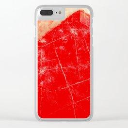 Vertex Clear iPhone Case