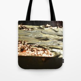 Copper Tilt Tote Bag