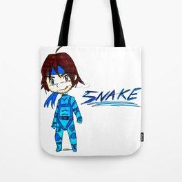 MGS - Snake Tote Bag
