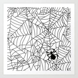 Halloween Edition 1 Art Print