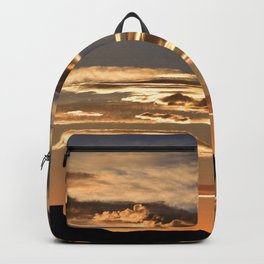 Golden Mesa Sunset Backpack