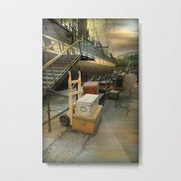 S.S. Great Britain Metal Print