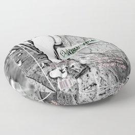 NYC Fashion 2020 Floor Pillow