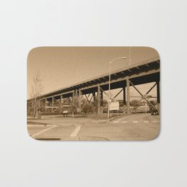 35th Street Viaduct Bath Mat