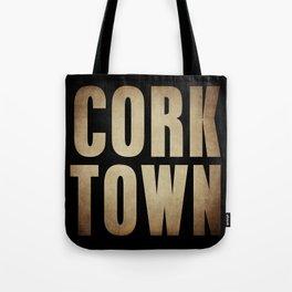 CORK TOWN  Tote Bag