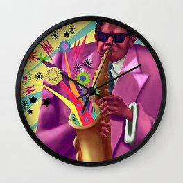 charlie pop Wall Clock