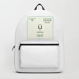 92 Uranium Backpack