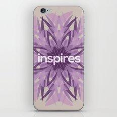 Inspires iPhone & iPod Skin
