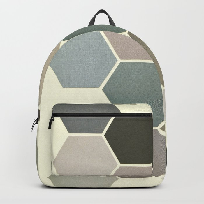 Shades of Grey Backpack