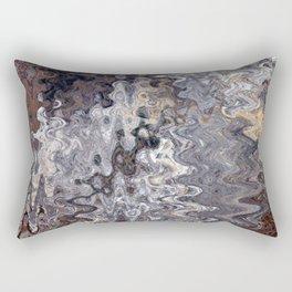 Puddles and Reflections Rectangular Pillow
