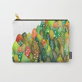 Little forest Carry-All Pouch