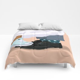 Made For Each Other Comforters
