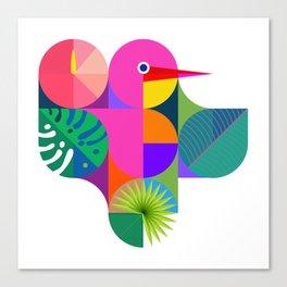 Tropical 2 Canvas Print