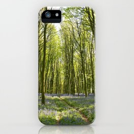 Passage through the Woods iPhone Case
