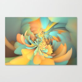 East of Ginger Canvas Print