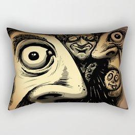 Incoming Rectangular Pillow
