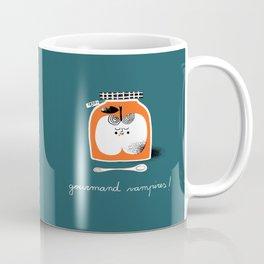 Gourmand Vampires Coffee Mug