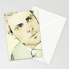 Arrow Portrait Series: Oliver Queen Stationery Cards