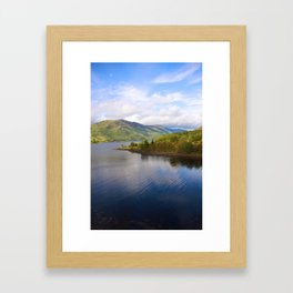 Glencoe Framed Art Print