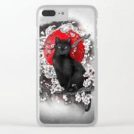 I'm a Cat Clear iPhone Case