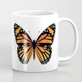 Monarch Butterfly   Vintage Butterfly   Coffee Mug