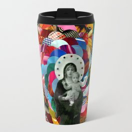 Maria (mãe de Jesus) Mary (mother of Jesus) #1 Travel Mug