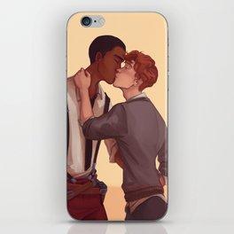 Wylan and Jesper iPhone Skin