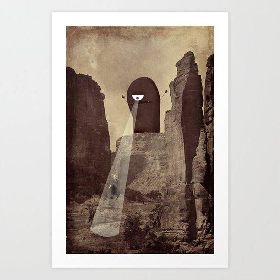 doom! Art Print
