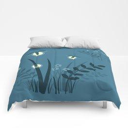 Night Lights Comforters