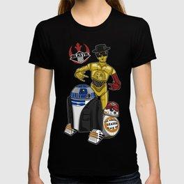 Beastie Droids T-shirt