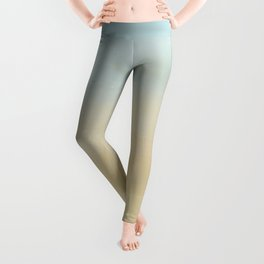 Abstract Beach Leggings