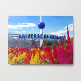 Ellen's Energy Adventure Metal Print