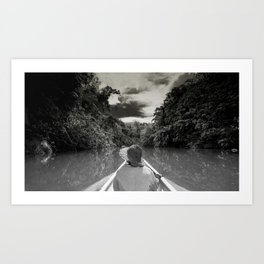 Batang Ai Art Print