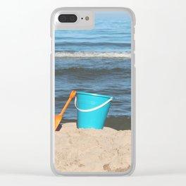 Fun in the Sun Clear iPhone Case