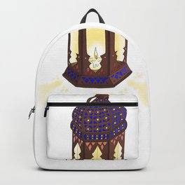 Oriental Lantern Backpack