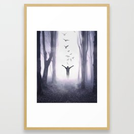 Freedom Framed Art Print