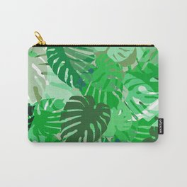 Emerald Jungle Carry-All Pouch