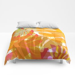 Jungle Dream Comforters