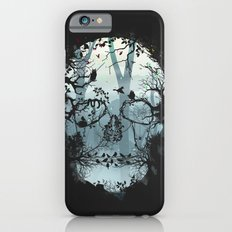 Dark Forest Skull iPhone 6 Slim Case