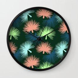 oversized palms Wall Clock