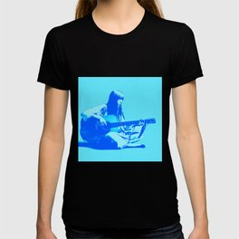 Blue Songbird Joni Mitchell T-shirt