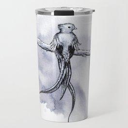 Resplendent Quetzal Travel Mug