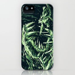 Metroid Metal: M2Q- End of the Line iPhone Case