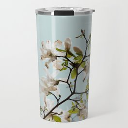 Blossoming tree Travel Mug