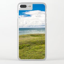 Panga park 1.1 Clear iPhone Case
