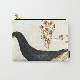 the jellies and the whale Carry-All Pouch