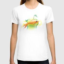 Goldfish 2 T-shirt