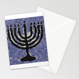 Menorah Stationery Cards