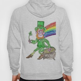 Lucky Leprechaun Hoody