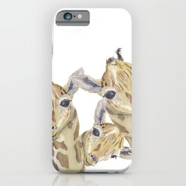 The Trios iPhone Case